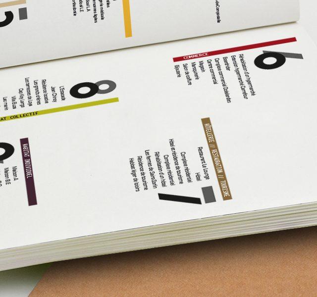 Création book architecture