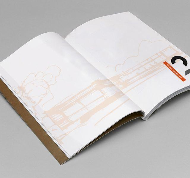 Création book architecte