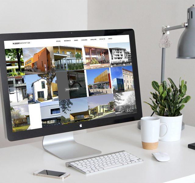 Création site web architecte