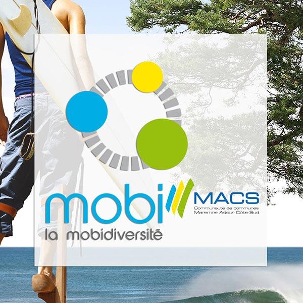 Création app mobile MACS Landes