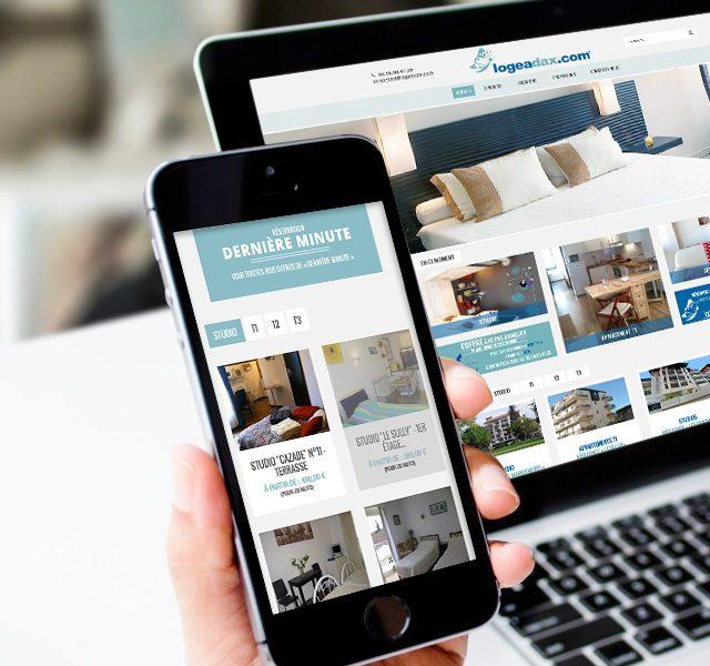 Création d'application mobile hébergement