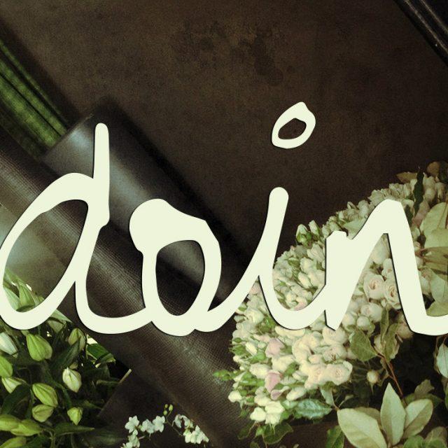 création logotype Dax