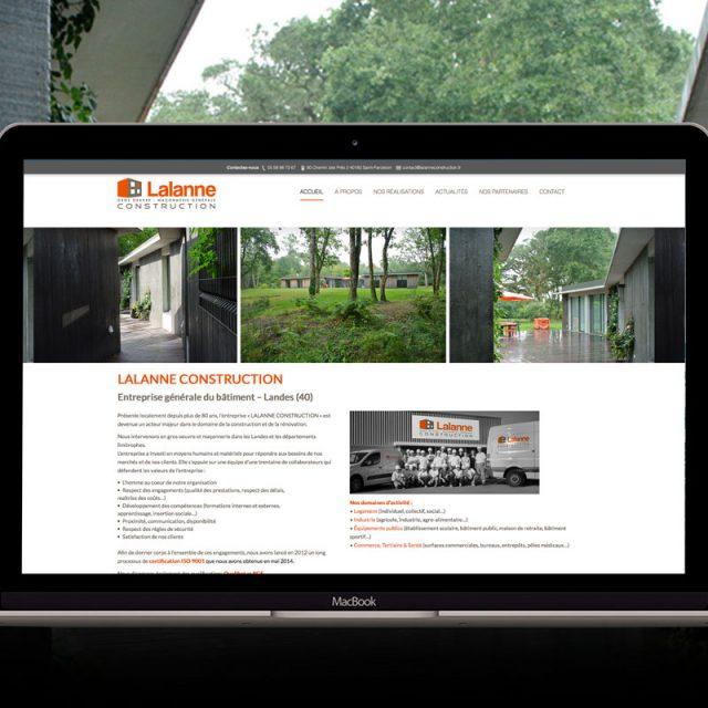 Conception de site internet Dax